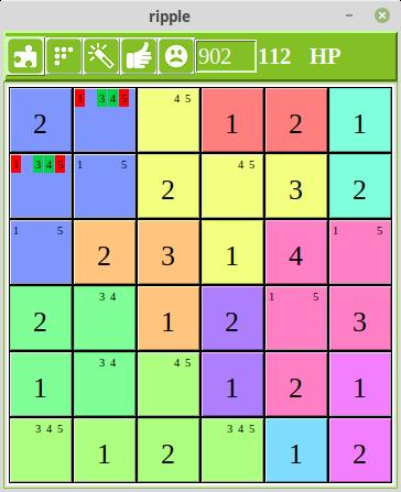 PZL free computer games: Ripple