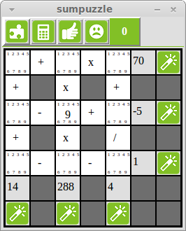 Sumpuzzle Example